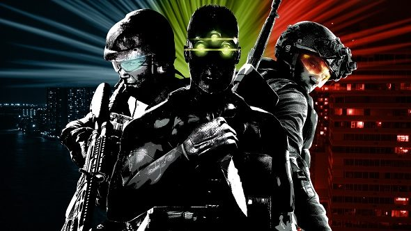 Tom Clancy games