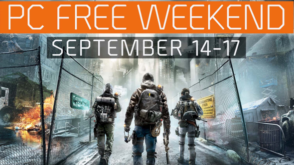 tom clancy's the division pc free weekend