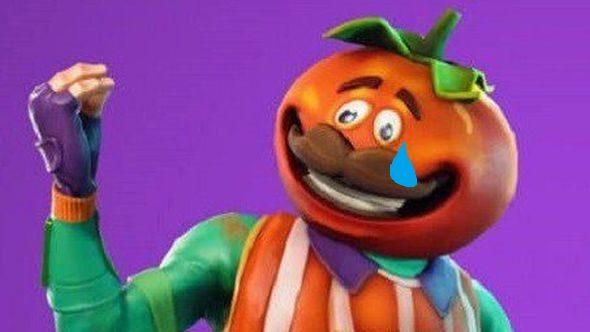 Fortnite Tomato Town