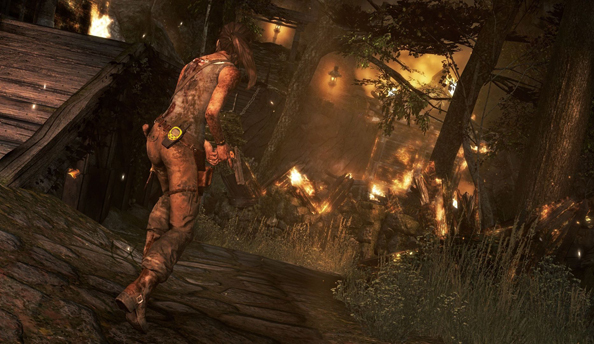 Tomb Raider hands-on preview: the thrill of the hunt