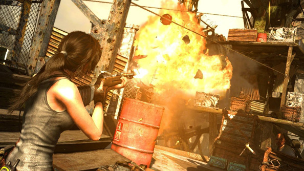No Tomb Raider Definitive Edition is coming to PC.