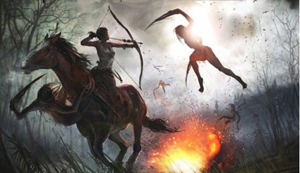The Tomb Raider reboot that might have been: horse-riding and hot pants