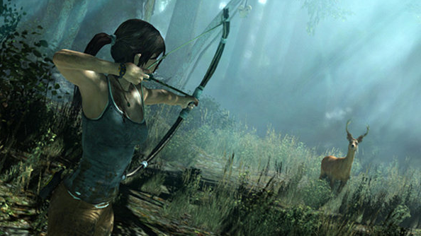 Tomb Raider players have slaughtered 5,294,879 deer and raided 3,570,956 tombs