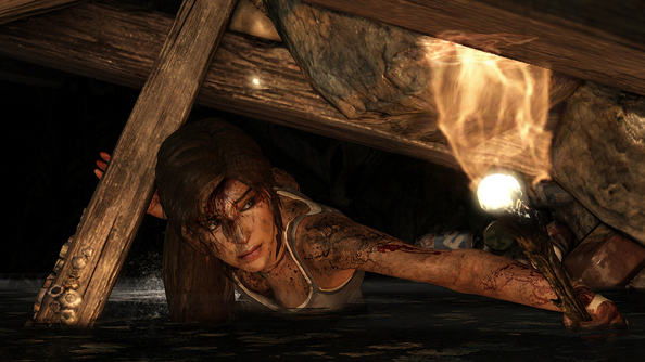 Tomb Raider clambers, bloodied but determined, onto Mac App Store tomorrow