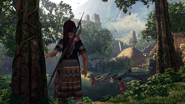 e3 2018 date square enix Shadow of the Tomb Raider