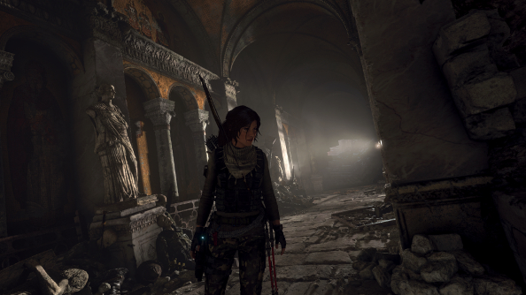 best looking games Rise of the Tomb Raider