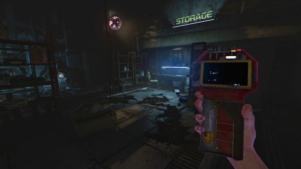"SOMA is in beta according to Frictional Games; ""game is pretty much complete content-wise"""