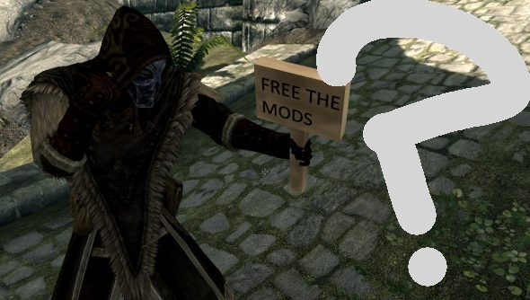 Topic of the Week: Paid mods