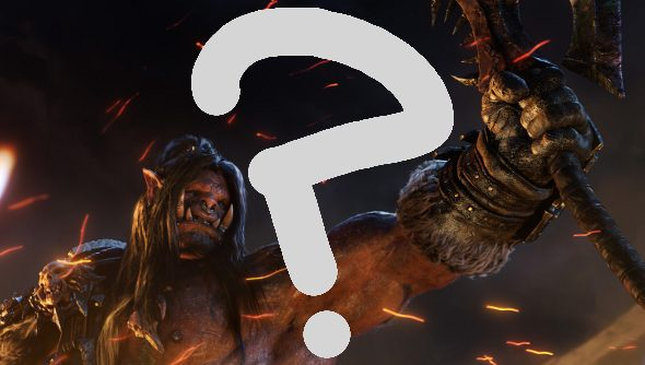 Topic of the Week: Warlords of Draenor
