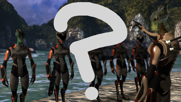 Topic of the Week: Mass Effect