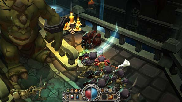 "Torchlight 2 developer hopes for Diablo 2 remake mod; how Runic is a ""Steam-based company"""