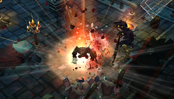 Torchlight was very nearly published by Microsoft