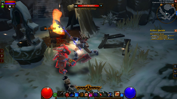 Torchlight 2's spectacular launch - debuts at the second most played game on Steam