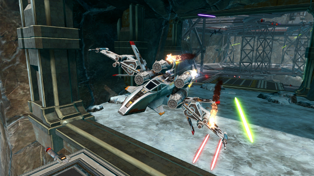 The Old Republic celebrates the consumption of turkey meat with a double XP weekend