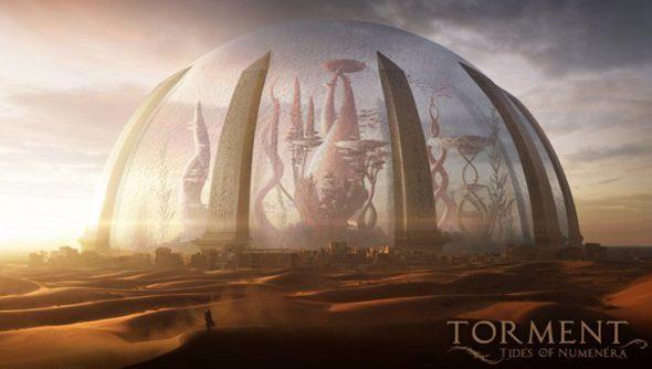 Torment: Tides of Numenera pushed back