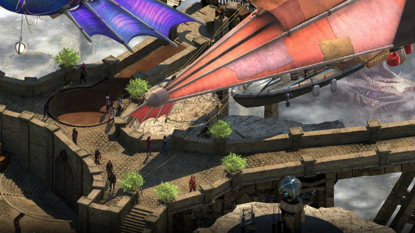 Torment: Tides of Numenera heading for beta and Steam Early Access this month