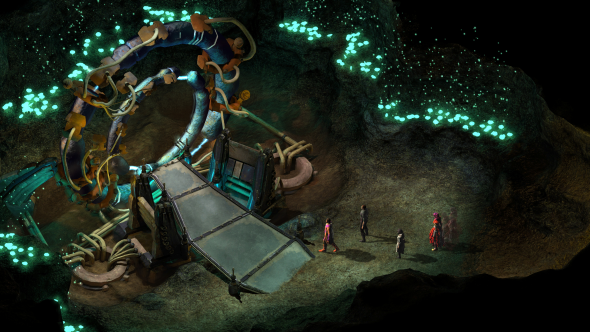 Torment: Tides of Numenera story