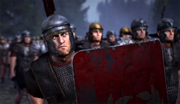 Total War: Rome 2 tackles the Battle of Teutoburg Forest