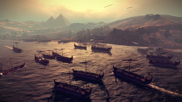 Total War: Rome 2 Let's Play sees Egyptians scattered in a manner you or I probably couldn't recreate