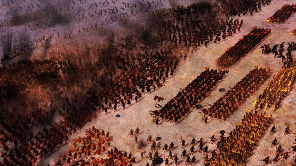 "Creative Assembly on patching Rome II: ""We're achieving in weeks what, on previous projects, took months"""