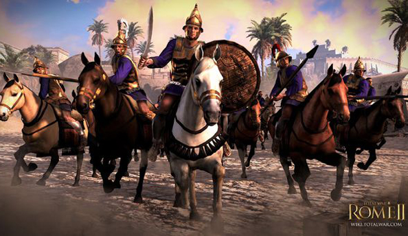 Total War: Rome 2 to introduce the Pontus faction and its scythed chariots as free launch DLC
