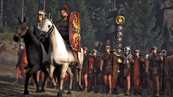 Total War: Rome 2 patch ready to march in