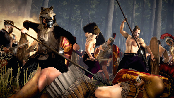 "Creative Assembly ""confident"" that Total War: Rome II SteamOS port is possible"