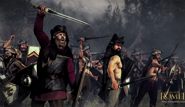 Total War: Rome 2's latest faction revealed: the Suebi