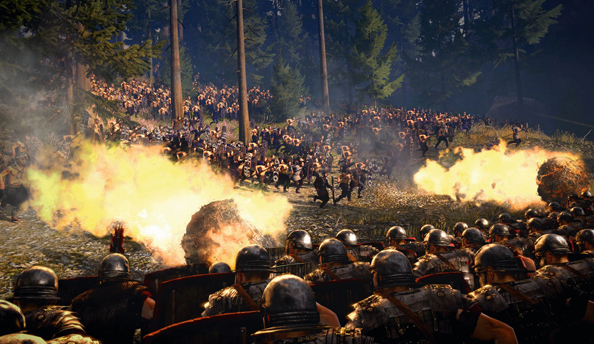 Total War: Rome 2 system specs hold Shogun 2's minimum requirements steady