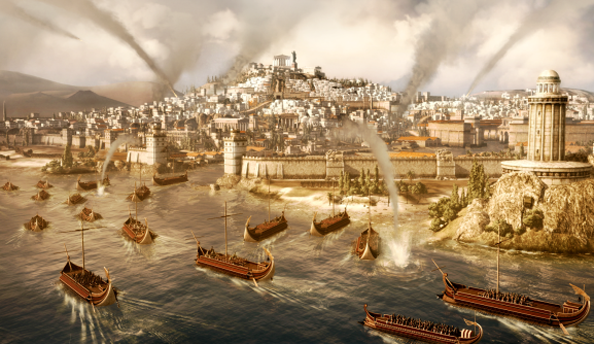 Total War: Rome 2 has a budget 40 percent bigger than any previous Total War