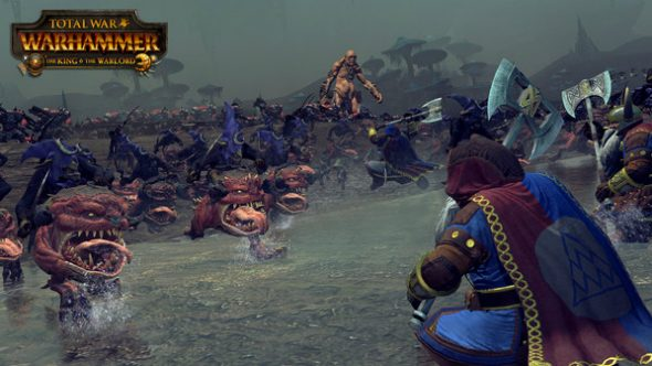 Total War: Warhammer the King and the Warlord