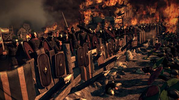 Attila Total War Wallpaper: Total War: Attila's Highest Graphics Setting Is Made For