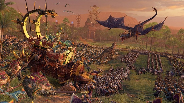 Why Total War Warhammer 2 Is The Greatest Strategy Game