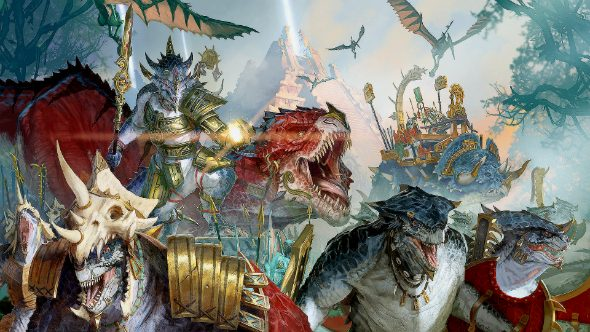 total war warhammer lizardmen guide