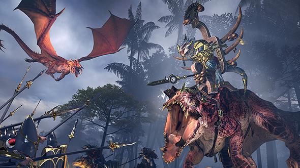 total war warhammer 2 release times