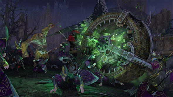total war warhammer 3 chaos