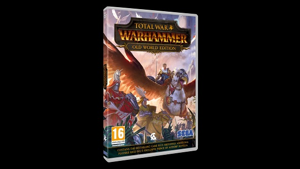 Total War: Warhammer Old World Edition, featuring much prettier Bretonnian knights than currently exist