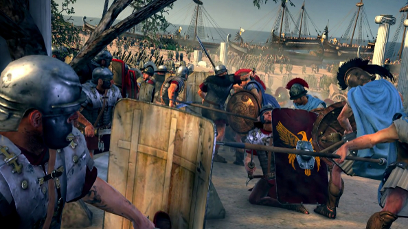 Total Yaaar: Rome 2 gets a swashbuckling culture pack