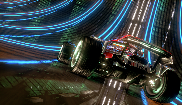 TrackMania 2: Stadium is out now, will all drivers please ready their engines.