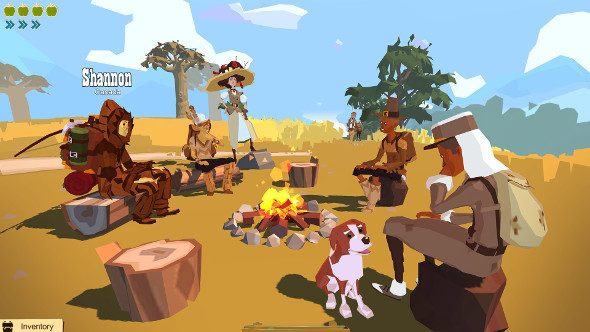 The Trail comes to PC