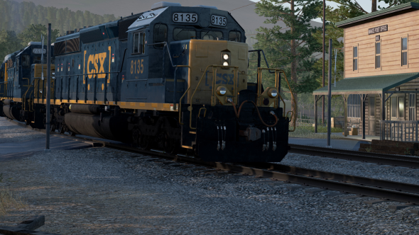 Train Sim World preview