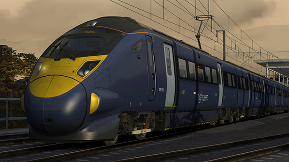 A first look at Train Simulator 2014: these are some lovely trains indeed