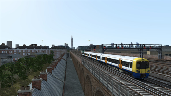 Train Simulator 2015: hands on with the London Overground train