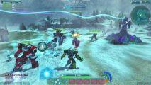 Transformers Universe open beta