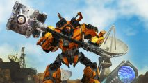 Transformers Universe at the Gadget Show Live