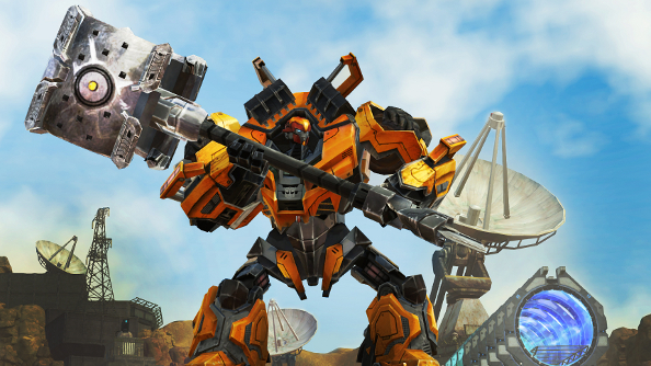 The Gadget Show Live showcases a slew of games and tech in April, including Transformers Universe