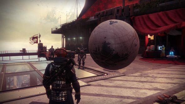 Traveller's Ball