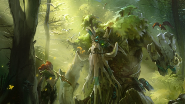 Treant Protector guide - how to play as Rooftrellen