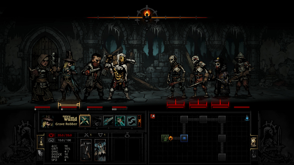 trending games darkest dungeon