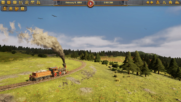 trending games railway empire